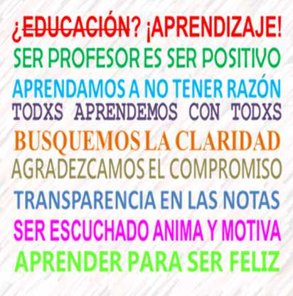 Nonálogo de cultura de comunidades de aprendizaje. CC-BY comunicacionextendida.com